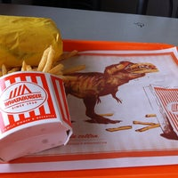 Photo taken at Whataburger by Heather on 8/24/2013