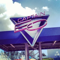Photo taken at Captain EO by Chase P. on 10/14/2012