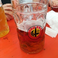 Photo taken at Fischer Toni - Volksfest Olching by Wolfgang S. on 6/12/2017