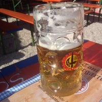 Photo taken at Fischer Toni - Volksfest Olching by Wolfgang S. on 5/29/2015