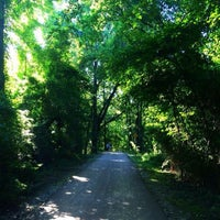 Photo taken at Wolf River Greenway by Swathi J. on 7/4/2014