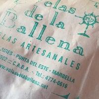 Photo taken at Velas de la Ballena by Pablo R. on 12/21/2015