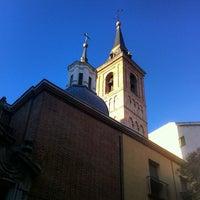 Photo taken at Iglesia de San Nicolás de los Servitas by David H M. on 8/3/2013