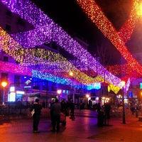 Foto tomada en Plaza de Chueca por David H M. el 12/17/2012