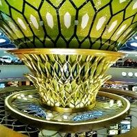 Photo taken at Abu Dhabi International Airport (AUH) by Daniel F. on 6/26/2013