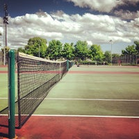 Photo taken at Parc Marcelin-Wilson by Maya R. on 6/30/2013