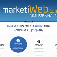 Снимок сделан в AISTI España SL - Diseño Web España пользователем AISTI España SL - Diseño Web España 7/2/2014