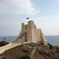 Foto scattata a Spiaggia di Sperlonga da Antonio C. il 8/21/2013
