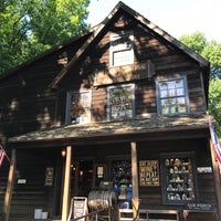 Photo taken at Meadow Run Mill And General Store by Jason H. on 6/11/2017