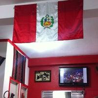 Foto tirada no(a) Rinconcito Peruano por Felipe R. em 9/20/2013