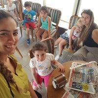 Photo taken at DSİ Tenis Kortları by Menekse G. on 7/25/2017
