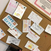 Photo taken at Five Guys by Naish M. on 9/4/2017