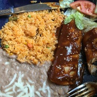 Photo taken at Casa Blanca Mexican Restaurant by Naish M. on 5/20/2016
