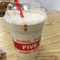 Photo taken at Five Guys by Naish M. on 4/24/2016