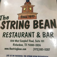 Photo taken at The String Bean by Dfw D. on 12/4/2016