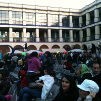 Photo taken at Colegio Salesiano Santa Julia by Ernesto C. on 3/3/2013