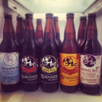 Photo taken at Burnside Brewing Co. by Burnside Brewing Co. on 6/30/2014