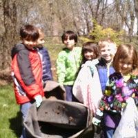 Photo taken at The Big Barn Preschool by Bonnie K. on 6/28/2014