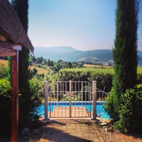 Photo taken at Villa Le Capanne by SirCambiozzi on 7/27/2013
