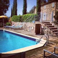 Photo taken at Villa Le Capanne by SirCambiozzi on 5/4/2013
