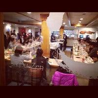 Photo taken at Shabu Zen by Steve L. on 12/2/2012