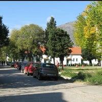 Photo taken at Univerzitet Dzemal Bijedic by Züleyha A. on 9/30/2016