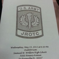 Photo taken at Samuel Wolfson Senior High School by Alecia C. on 5/15/2013