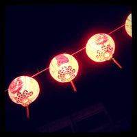 Photo taken at ศาลเจ้าพ่อเสือ แฮปปี้แลนด์ by Pornnabo B. on 1/31/2014
