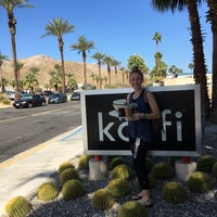 Photo taken at Koffi by Maura D. on 4/15/2017