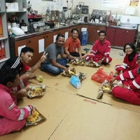 Photo taken at Petrosea Tj. Batu by Husein S. on 6/29/2014