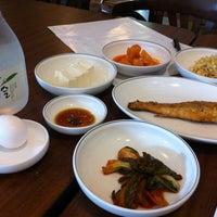 Das Foto wurde bei Chodang Soon Tofu von Jijesh D. am 11/11/2012 aufgenommen