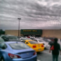 Photo taken at Old National Discount Mall by Blair J. on 12/31/2012