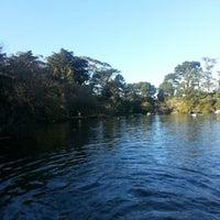 Photo taken at Stow Lake Boat House by Anita on 2/11/2013