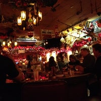 Photo taken at Billy & Madeline's Red Room Tavern by Jeremy V. on 12/6/2013