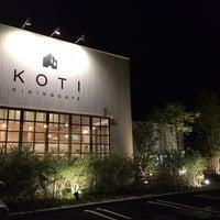 Photo taken at KOTI by Miki I. on 10/4/2014