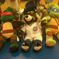Photo taken at Build-A-Bear Workshop by Michael Z. on 7/21/2014