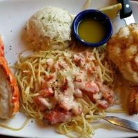 Photo taken at Red Lobster by Juanita on 4/5/2014