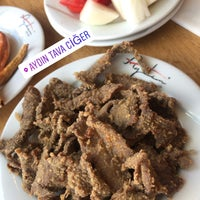 7/19/2018 tarihinde Aslı Ö.ziyaretçi tarafından Aydın Tava Ciğer & Izgara'de çekilen fotoğraf