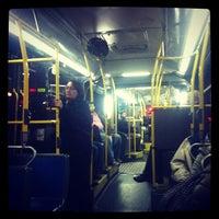 Photo taken at MTA Bus - E 14 St & 2 Av (M14A/M14D) by Kirsten P. on 11/13/2012