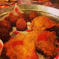 Photo taken at Hattie's Chicken Shack by Kirsten P. on 2/2/2013