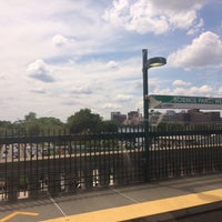 Photo taken at MBTA Science Park / West End Station by Kirsten P. on 7/17/2017