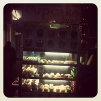 Photo taken at Little Cupcake Lover Cart by Kirsten P. on 11/14/2012