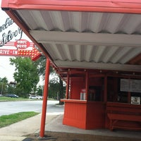 Photo taken at Charlie's Drive In by Kelli W. on 10/2/2012