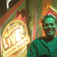 Photo taken at Madagascar Live- Operation :Vacation by Billy W. on 12/31/2013