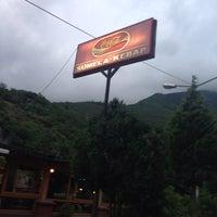 Photo taken at Sümela Cafe&Restaurant by Yasemin C. on 7/7/2014