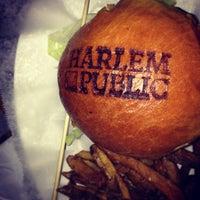 Снимок сделан в Harlem Public пользователем Sophie M. 2/16/2013