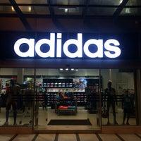 Photo taken at Adidas Concept Store Kuala Terengganu by Emy C. on 3/24/2016