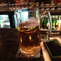 Photo taken at Black Horse Tavern & Grill by Patrick M. on 3/9/2013