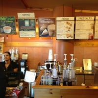 Photo taken at Caribou Coffee by Trim K. on 1/21/2013