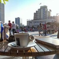 Photo taken at Corner Coffee Bar by Trim K. on 7/17/2013